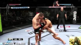 UFC - UFC Champions - UFC Cheeks To Champ Ep.4 | Cain Velasquez vs Fabricio Werdum | UFC Fights 2014