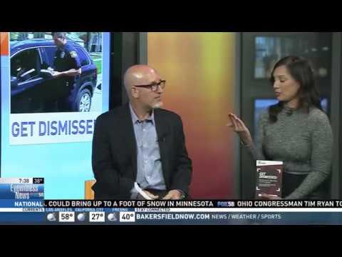 GetDismissed on KBFX FOX58 Bakersfield Morning News – 7am Hour November 18, 2016