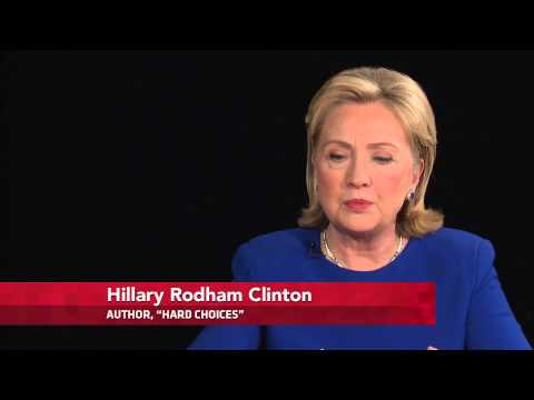 Clinton's Interview with Gwen Ifill on PBS Newshour  Still4Hill