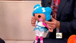 Gaga Over Lalaloopsy Dolls