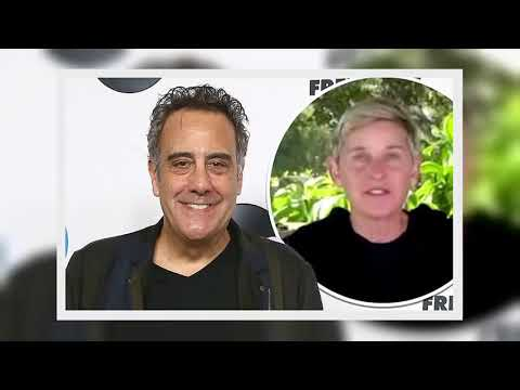 ✅  ✅  Brad Garrett says mistreatment allegations against Ellen DeGeneres are 'common knowledge'