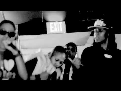 ThuggMiss - In One Room Ft. LTdaBOSS (Official Video)