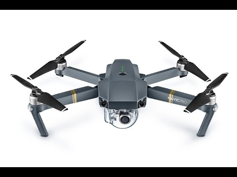 DJI Mavic PRO features #2 - obsticale avoidance!