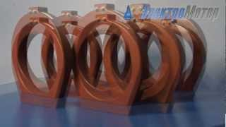 Трансформатор тока ТЗЛМ-110 У2 от компании ПКФ «Электромотор» - видео