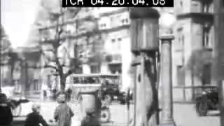 1933年満州国奉天現瀋陽の様子