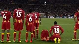 Uruguay Vs Ghana 2010 World Cup