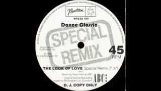 """ABC - The Look Of Love (12"""" Special Remix)"""