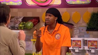 T-Bo from icarly acting weird for 3 minutes and 10 seconds straight