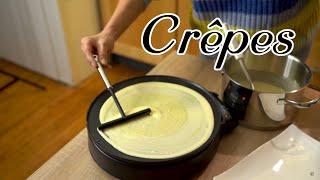 Crepes selber machen | Grundteig & Rezept mit Crepe Maker