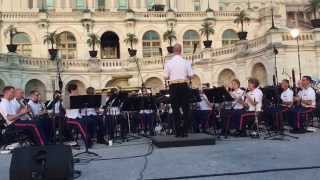 7/22/15 'March, 'Congress Hall,'' John Philip Sousa, US Marine Band
