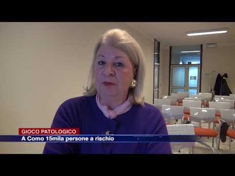 Etg - Gioco patologico, in provincia di Como 15mila persone a rischio