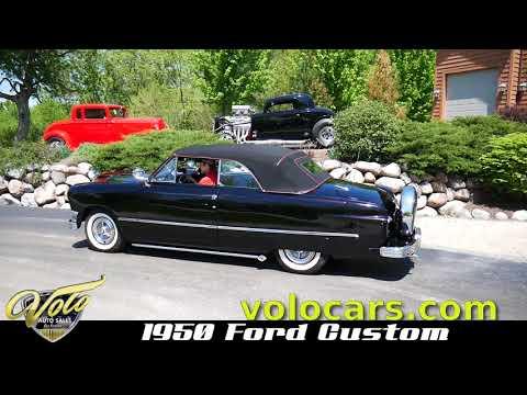 Video of 1950 Custom - $47,998.00 - P3SQ