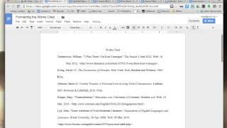 Mla Format Essay On Google Docs Free Online Videos Best Movies Tv