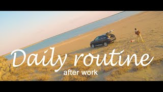 ||| Daily routine ||| GoPro Cinematic FPV Drone Freestyle | TBS Crossfire