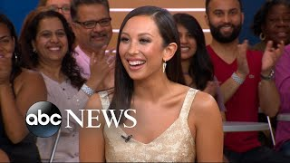 Cheryl Burke to return to 'Dancing With the Stars'