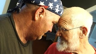 GRANDPA VS DOUG: THE BBQ COOK OFF!!