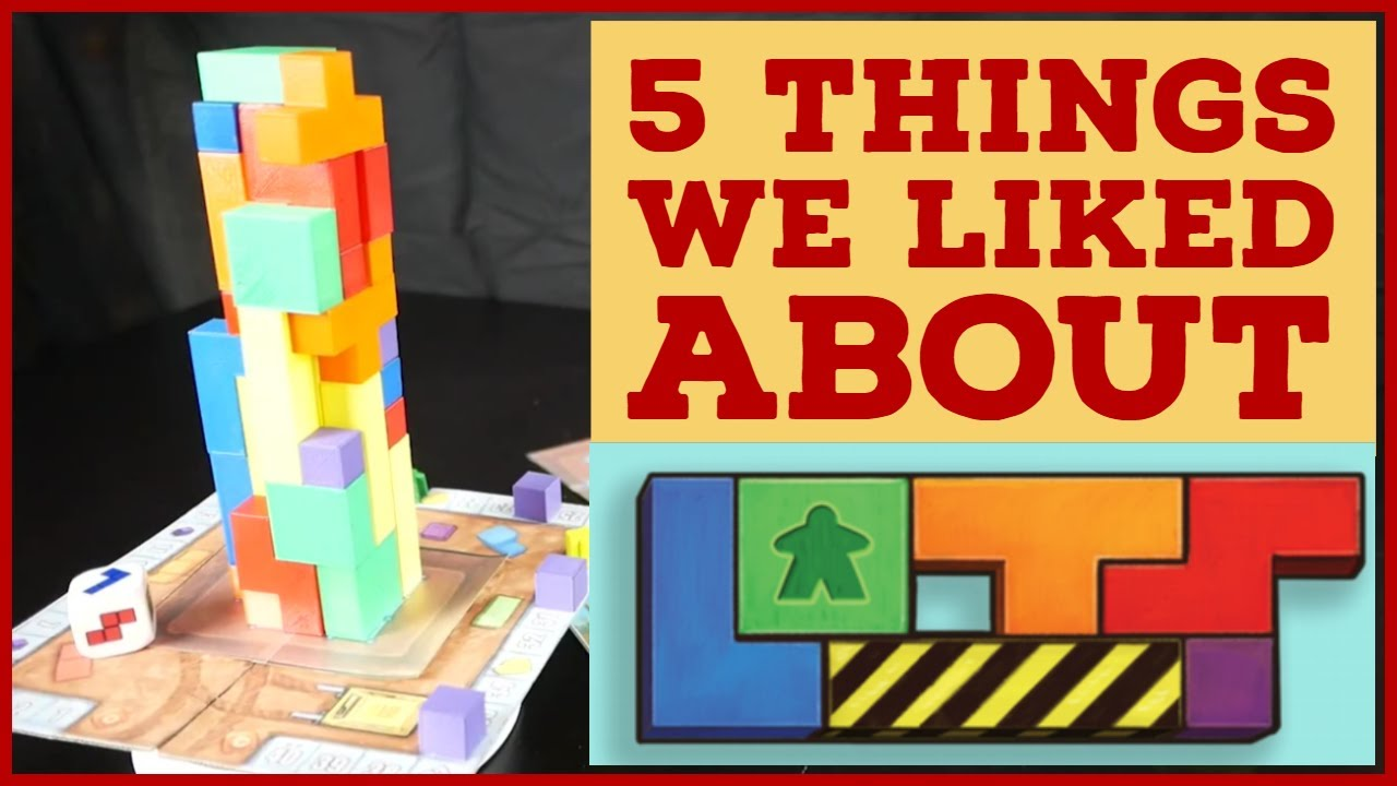 5 Things We Liked About LOTS (And 1 Thing We Didn't)
