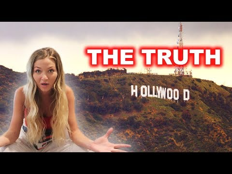 THE TRUTH ABOUT LIVING IN HOLLYWOOD (everyone is lying to you)