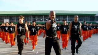 Prison inmates dancing to They Dont Really Care About Us