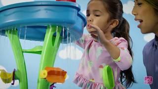 Vandens žaidimų stalas | Summer Showers Splash Tower Water Table | Step2 897400