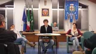 preview picture of video 'Piano della Sosta, No Grazie. Vimodrone. Estratto Discorso Presidente.'
