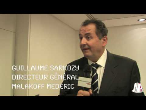 JT 21 decembre 2009 – Interview Guillaume Sarkozy – Malakoff Mederic
