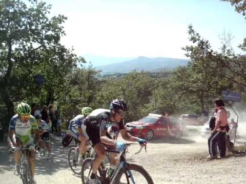 Piombino-Orvieto, 5^ tappa Giro d'Italia
