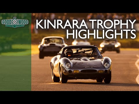 Ferrari 250 GTO wins first 2019 Revival race | Kinrara Trophy Highlights