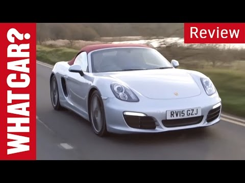 Porsche Boxster review - www.whatcar.com