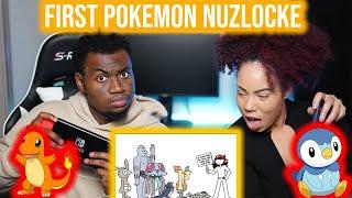 Jaiden Animations I Attempted my First Pokemon Nuzlocke - Reaction !!