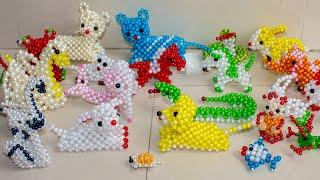 Beautiful Animal Handmade Beaded Collection - Beaded Animals / Handmade Toys For Kids