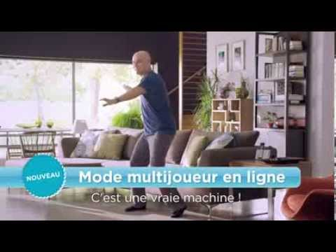 Wii Sports Club - Publicité Anglophone