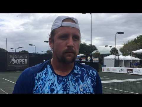 Tennys Sandgren's career year continues at Sarasota Open