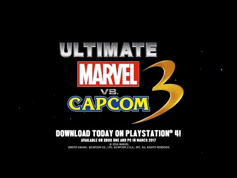Видео № 0 из игры Ultimate Marvel vs. Capcom 3 [PS4]