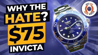Invicta - Why The Hate? This Thing Is Good!