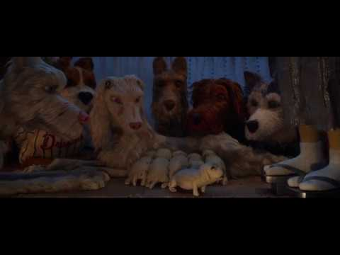 All Puppies Scenes In Isle Of Dogs (2018)