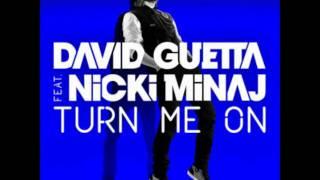 David Guetta Ft. Nicki Minaj - Turn Me On (Instrumental) [Download]