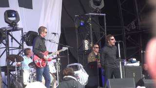 Beady Eye - Flick of the Finger @ Glastonbury Festival 2013 (28.06.2013)