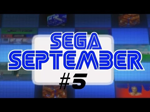 Sega September #5 - Bonanza Bros.