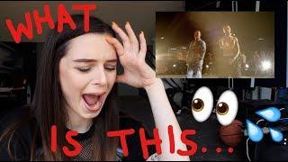 LIAM PAYNE & J BALVIN FAMILIAR MUSIC VIDEO REACTION *omg*