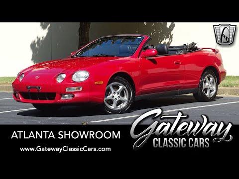 1998 Toyota Celica (CC-1434484) for sale in O'Fallon, Illinois