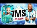 BEST CDM IN THE GAME!? 87 FLASHBACK MASCHERANO! - FIFA 20 ULTIMATE TEAM