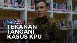 Ketua KPK Firli Bahuri Tak Ada Tekanan Dalam Penanganan Kasus Harun Masiku