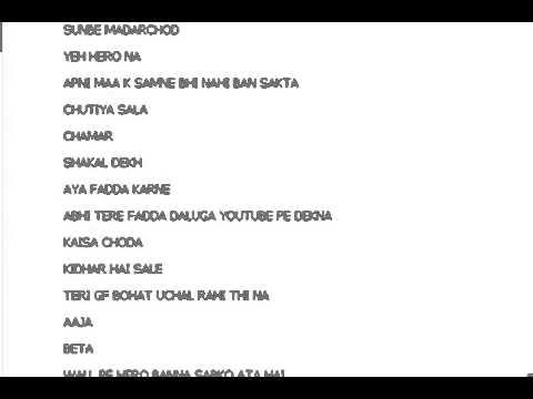 RANDI SONI KE BF KI CHUDAI      YouTubevia torchbrowser com Segment 0 x264 Segment 0 xvid
