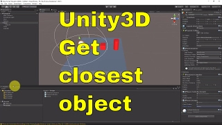Get Closest Target - Unity [ENG]
