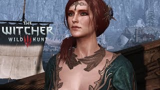 The Witcher 3 mods #40 Realistically Gritty Reshade | Improved Triss & Yennefer