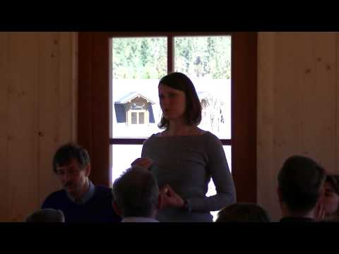 Preview video festa di fine stagione 2014/15 discorso della nostra allenatrice Miriam Cossenttini