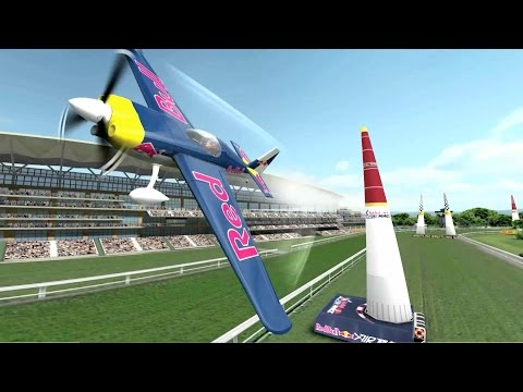 Видео Red Bull Air Race The Game