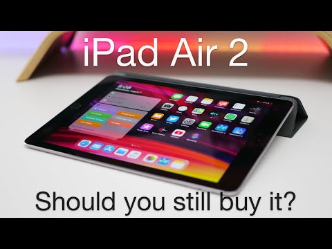 iPad Air 2 - Should You Still Buy It in 2019 and 2020?