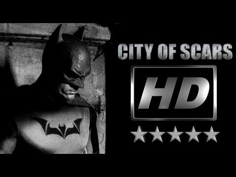 Batman: Zjizvené město